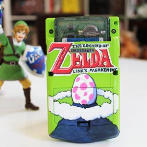 Custom Game Boy Color Link's Awakening