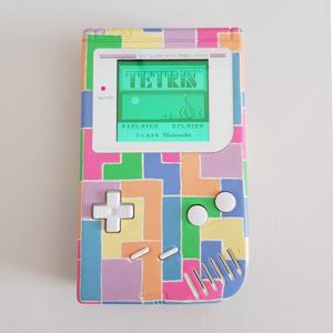 Custom Game Boy Tetris by Geekhime