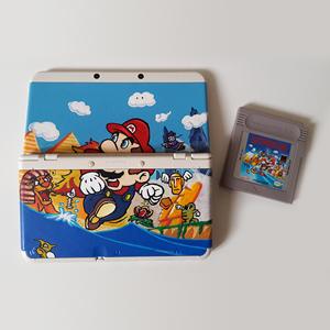 Custom Super Mario Land New3DS cover