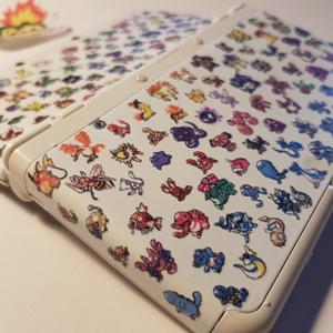 Custom Pokemon second generation New3DS cover