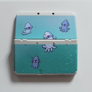 Custom Blooper New3DS cover