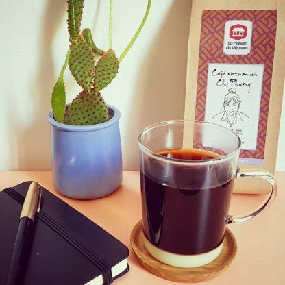Café vietnamien Chi Phuong en café chaud
