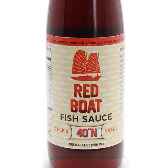 Sauce nước mắm de Phú Quốc Red Boat Bouteille