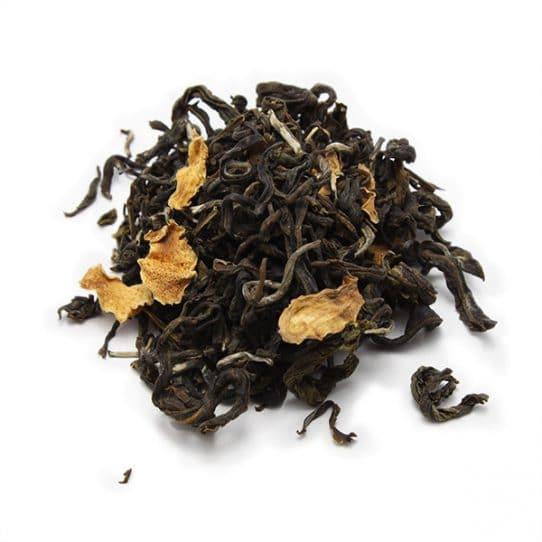 Thé vietnamien aux fleurs de Pomelo Tortue Sacrée feuilles de thé vrac