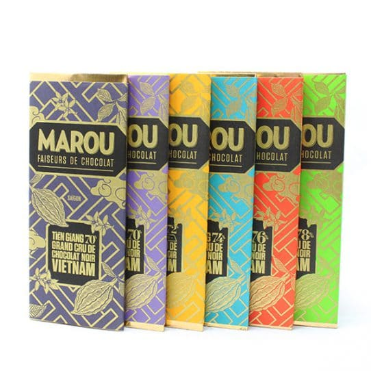Pack Découverte MAROU mini tablettes