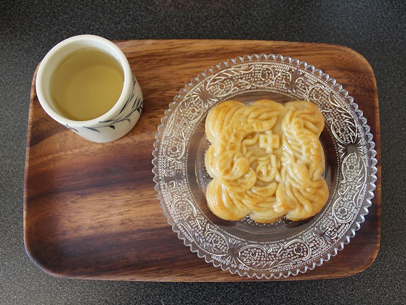 Recette de gâteaux de lune traditionnels bánh nướng