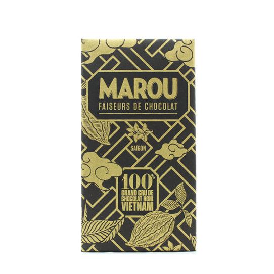Chocolat noir MAROU 100%