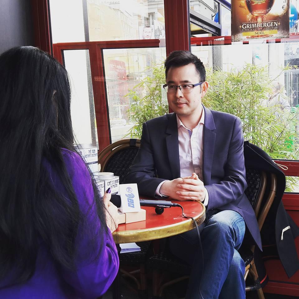 La Maison du Viêtnam Donatien Tran interview vtc10