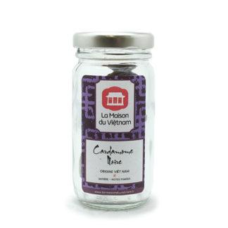 Cardamome noire du Vietnam pot