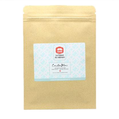 Thé noir Shan Tuyet Camélia Blanc Kraft