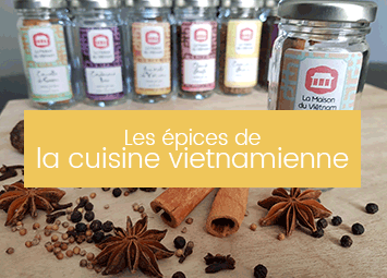 les épices de la cuisine vietnamienne