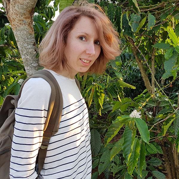 Maud, co-fondatrice de la Maison du Vietnam