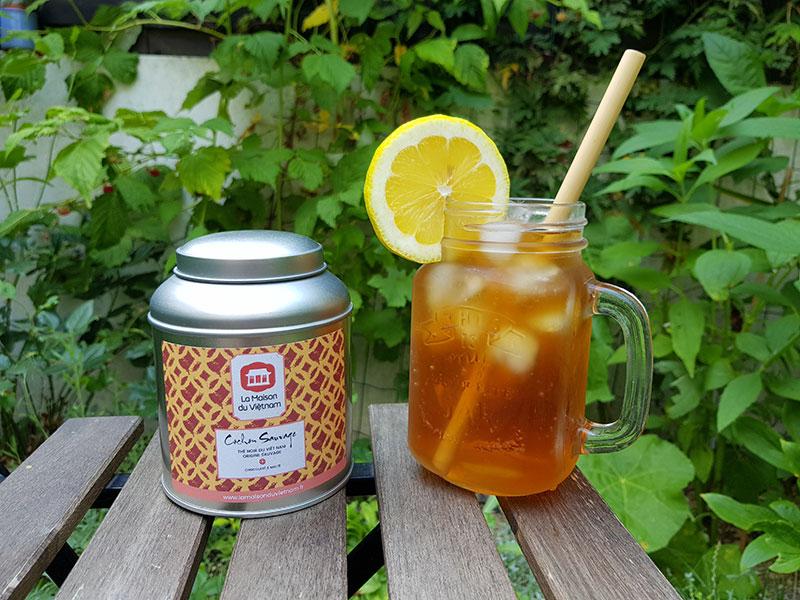 Comment réussir son infusion froide de thé ?