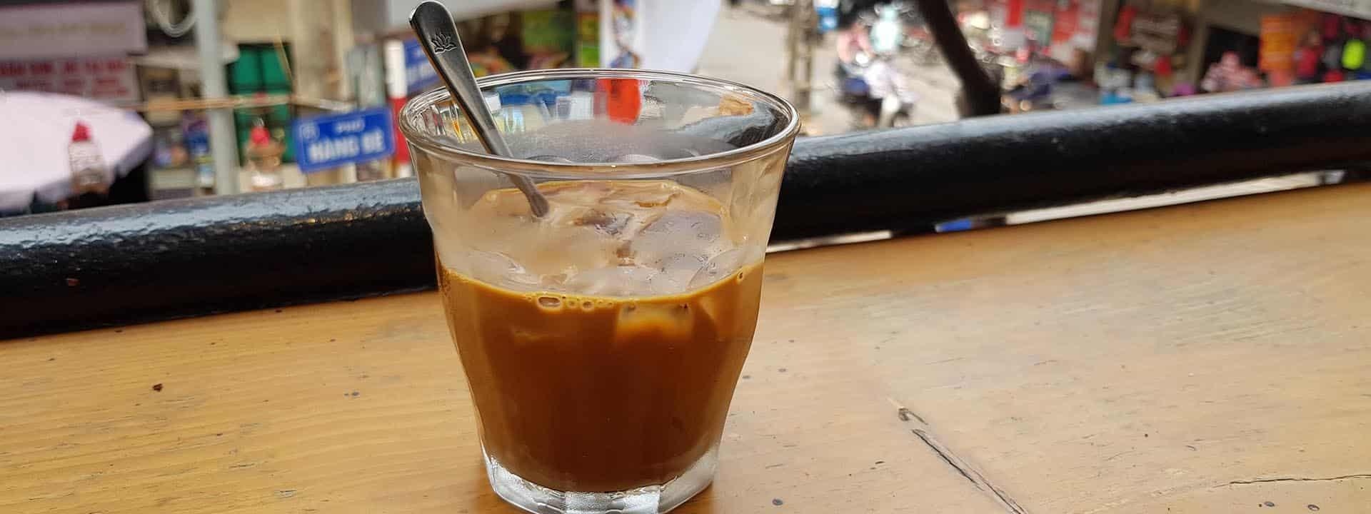 Le café vietnamien La Maison du Vietnam