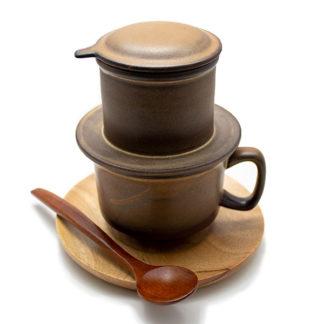 Set filtre à café réutilisable du Vietnam